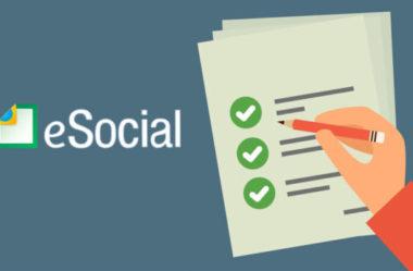 Início da primeira fase da Modernização eSocial