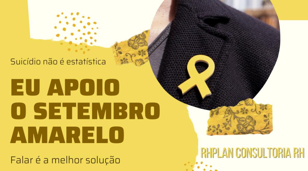 Setembro Amarelo 1024x569 - SETEMBRO AMARELO: Como Ajudar quem sofre com a Depressão